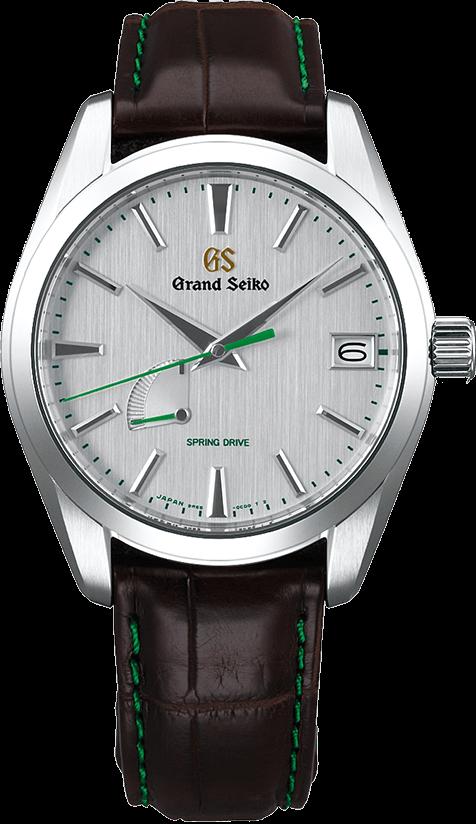 Grand Seiko SBGA427 on Strap